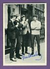 1964 Topps Beatles Black and White 1st Series Trading Cards 8
