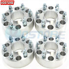4 2 6 Lug Black Hubcentric Wheel Spacers Adapters 6x55 for Toyota Tacoma
