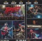 Live From Milan 2017 by TYKETTO (2-CD/SEALED - Frontiers Records 2017) D. VAUGHN