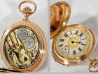 LECOULTRE & Co for PIGUET & Cie GENEVE LAVISHLY DECORATED 18K MINUTE REPEATER