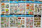 Jot Pop Up 3D Stickers Scrapbooking Craft various Colorful Decorative themes