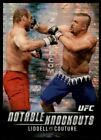 Chuck Liddell Cards, Rookie Cards and Autographed Memorabilia Guide 21