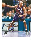 Vince Carter Cards and Autographed Memorabilia Guide 51