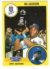 1991 STARTING LINEUP BO JACKSON CARD ONLY