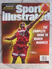 JASON COLLINS STANFORD SIGNED AUTOGRAPHED REGIONAL SPORTS ILLUSTRATED NO LABEL
