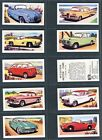 POLAR PRODUCTS ICE CREAM 1970 MODERN MOTOR CARS TRADE CARDS PICK YOUR CARD