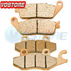 Front&Rear Sintered Brake Pads Fit DAELIM S2-250 2006 2007 2008 2009