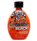 Ed Hardy UPGRADE TO BLACK Triple Bronzer Tanning Bed Lotion 13.5 oz