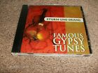 Famous Gypsy Tunes by Sturm und Drang Ensemble (CD - LIKE NEW