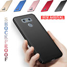 Case For LG G6 G6PRO Glossy Shockproof Ultra Thin Hard Plastic Back Case Cover