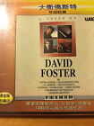 David Foster A Touch of David Foster Taiwan only 24K GOLD CD sealed