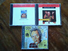 SPALDING GRAY 3 CD's Terrors of Pleasure Monster Box Slippery Slope not DVD