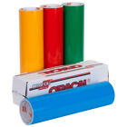 Oracal 651 Vinyl Get 5 Rolls Colors at 9 Each 12x10 Glossy Adhesive Decals