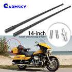 2*14'' Antenna Fits 1989-17 Harley Davidson Electra Glide Road King Tour Classic