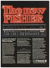 Fisher RS270 Original Stereo Receiver Ad