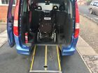Mercedes Mobility Car Wheelchair Vehicle Disabled Vehicle