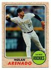 Full 2017 Topps Heritage Baseball Variations Checklist and Gallery 6