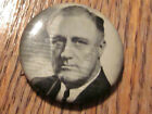 Roosevelt Photo  Button / Pin