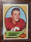 Top 10 Len Dawson Football Cards 13