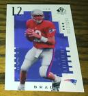 2000 SP Authentic Football Cards 20