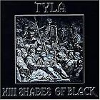 Tyla  (Dogs D'amour)  -  XIII Shades of Black   (CD, 2005)