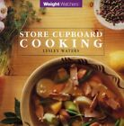 Weight Watchers Store Cupboard Cookery By Lesley Waters