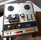 Vintage Akai X-1800SD Cross Field Super Deluxe Reel to Reel and 8 Track Player