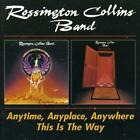 Rossington Collins Band - Anytime Anyplace Etc/This Is The Way (NEW 2CD)