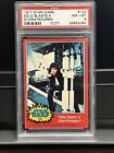 1977 Topps Star Wars #123 PSA 8 SOLO BLASTS A STORMTROOPER! Red Series