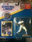 Sealed NIP Starting LineUp 1991 Kenner Bo Jackson Figure Card & Collectible Coin