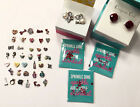 Origami Owl Valentines Day collection Charms Love Hearts and Crystals NEW
