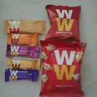 Weight Watchers Protein Bars  crunchy snacks FREESTYLE All 2 points