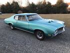 1970 Buick Skylark GS 1970 Buick GS455 Stage 1 original survivor 4 speed GS 455