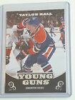 219 Taylor Hall - Young Guns - UD 2010-11 Series 1 One - Upper Deck