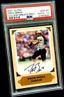2001 Ultra DREW BREES College Greats Preview Autographed SSP RC * PSA 10 * RARE
