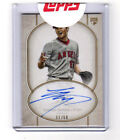 2019 Topps Definitive Collection Baseball Cards 32