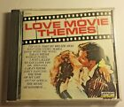 Love Movie Themes CD ~Romance~ Top Gun West Side Story Dirty Dancing Flashdance+