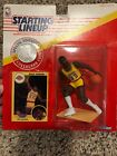 1991 Kenner Magic Johnson Starting Lineup NBA Action Figure LA LAKERS. New!
