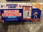 Starting Lineup Headline Collection Will Clark San Francisco Action Figure 1991