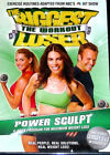 Biggest Loser Power Sculpt 2008 DVD workout fitness video Jillian Michaels movie