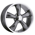 18 x85 Vision Legend 5 VI142GM5 Gunmetal 5x45 10 ET 142 8865GM10 1 Rim