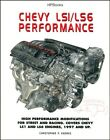 LS1 LS6 GM ENGINE CHEVROLET PERFORMANCE MANUAL BOOK RACING V8