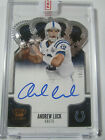 2013 Crown Royale Andrew Luck Signed Autographed Card #'d 18 25 RARE Colts SP
