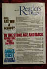 Reader's Digest April 1979 Albert Al Hirschfeld Superman Mensa Chicago Cubs