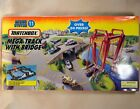 Matchbox Mega Track With Bridge Over 50 Pieces Action System 11 New In Box 1996