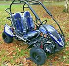 TRAILBLAZER CHILDRENS KIDS BUGGY 65hp AUTO ELECTRIC  PULL START SUIT 8 TO 13YR