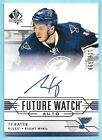 2014-15 SP Authentic Hockey Future Watch Autographs Gallery, Guide 66