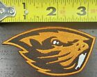 Oregon State Beavers 33 inch Embroidered Iron on Patch Free Shipping from USA