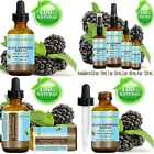 BLACK RASPBERRY SEED OIL. 100% Pure/Natural/Undiluted/Virgin/Unrefined/Cold Pres