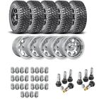 The Wheel Group 1715865PK45 Jeep Wheel and Tire Kit 1987 2006 Wrangler YJ TJ 198